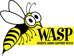 WASP Website Admin Support Perth